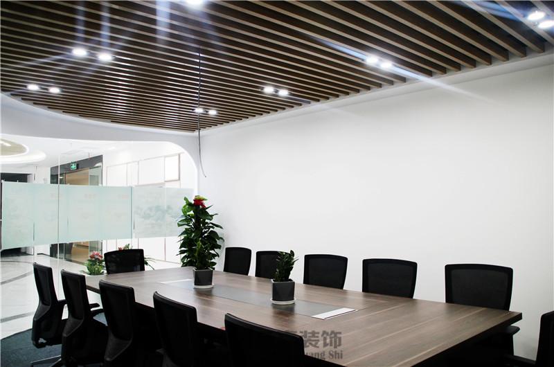 会议室装修实景图