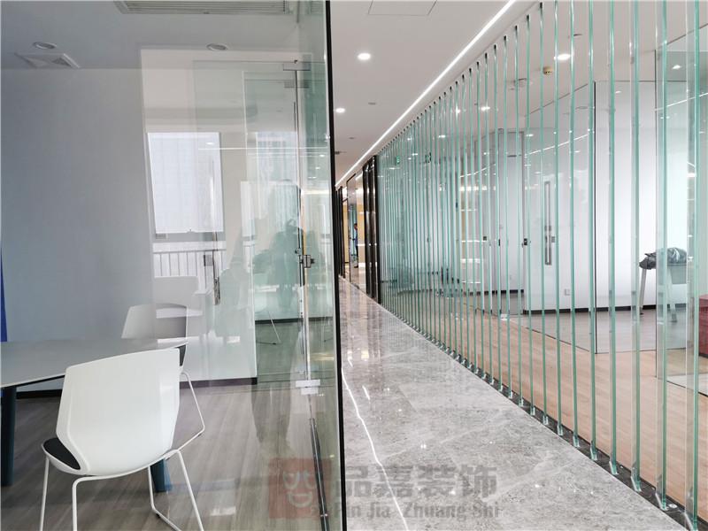 美林律师事务所办公室装修实景图